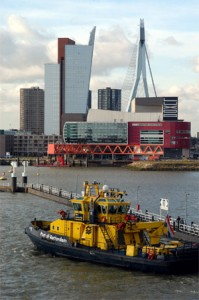 merkstrategie Rotterdam haven en stad